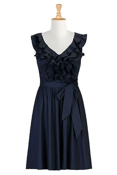 eShakti Victoria dress. This site is perfect for bridesmaid dresses! Most of the dresses are only around 60 to 70 dollars.