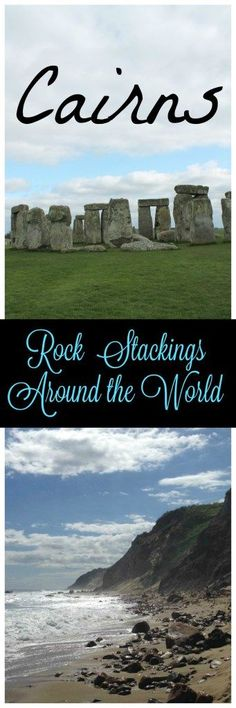 A collaboration article about cairns (rock stackings) around the world, exploring why people have been stacking rocks though the ages.