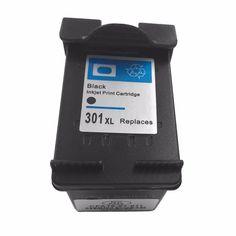 Black Ink Cartridge for HP
