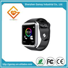 2016 Best Selling Bluetooth Android A1 Cheap Smart Watch Mobile Phone