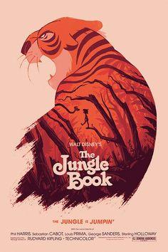 Mondo Poster - Jungle Book