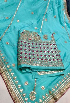 Chanderi Suits, Patiala Salwar Suits, Salwar Dress, Churidar, Embroidery Suits Punjabi, Embroidery Suits Design, Zardosi Embroidery, Embroidery Dress, Punjabi Suit Boutique