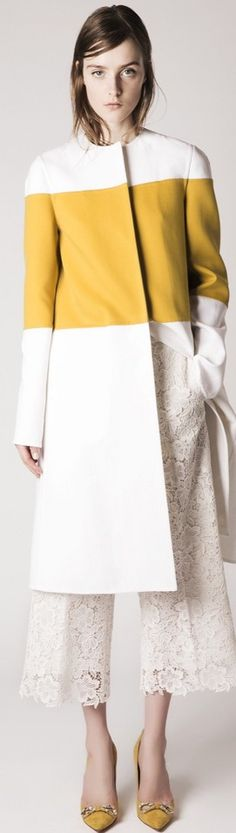 Rochas resort 2016  women fashion outfit clothing stylish apparel @roressclothes closet ideas