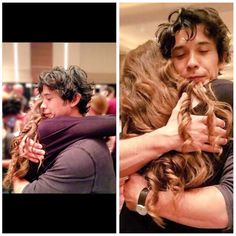a fan asked Bob if they could replicate a bellarke hug. he said yes and asked: which one? How cute he is <3