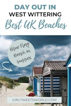 West Wittering Beach is one of the UK's blue flag awarded beaches and very beautiful it is too! We recently visited West Wittering on the West Sussex coast and discovered it's perfect for a day out with toddlers due to the soft sand and ample picnic space in the fields nearby. Find out more about spending a family friendly day out in West Wittering - including how to pre-book parking - on girltweetsworld.com #uktravel #travelwithkids #ukbeaches Best Uk Beaches, Gulf Coast Beaches, Beaches In The World, Beach Vacations, Florida Vacation, Florida Travel, Beach Trip, Days Out With Toddlers, Travel With Kids