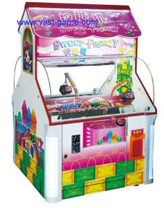 Looking for gift game machine for your kid? We are proving coin operated sweet frenzy vending game machine for your loving kids. It is the quality best gift arcade crane game machine that every child wants to get at home. To get this, please call Video Game Machines, Vending Machine, Arcade Games, Crane, Toy Chest, Best Gifts, Website, Kids, Young Children