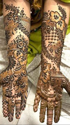 Modern Henna Designs, Mehndi Designs For Kids, Mehandhi Designs, Stylish Mehndi Designs, Latest Bridal Mehndi Designs, Full Hand Mehndi Designs, Mehndi Designs 2018, Henna Art Designs, Mehndi Designs For Beginners