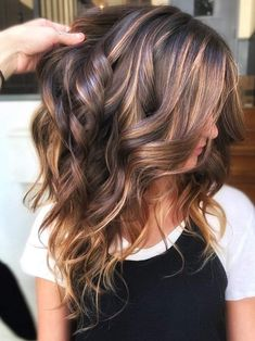 Coppery Ribbons via @salonspruce | Subtle, beautiful and beyond Instagram-worthy. Check out these styles for more spring hair inspiration.