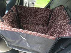 Car SUV Rear Seat Tailgate Pet Dog Oxford Carpet Mat Waterproof Dust Hammock Cushion Protector Single-Seat >>> To view further for this item, visit the image link. (This is an affiliate link) #DogCarriers