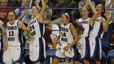 The Thomas More College women's basketball team is the new No. 1 team in the D3hoops.com Top-25!