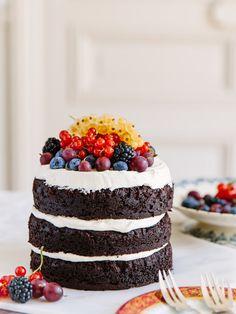 Berry Cake by Cake Boy Paris