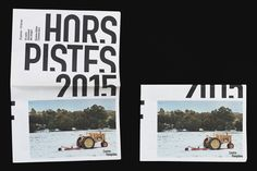 My name is — direction artistique & design graphique - Hors Pistes