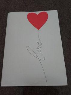 Envelope para cartão - Dia dos Namorados.  by Anelise Nazareth