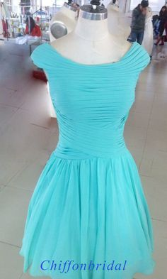 Cap sleeves short prom dress ruffled prom homecoming woman formal evening dress cocktail dress pageant dress,bridesmaid dress for wedding