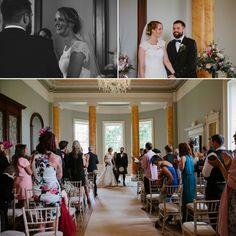 Ballroom wedding - Scottish Castle wedding  - Wedderburn Castle