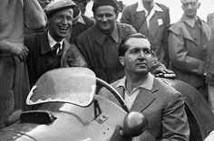 Ferrari's Alberto Ascari Championships: 2 (1952, 1953) Ferrari legend Ascari was the first driver to win the title with the iconic Italian team, dominating the 1952 season by winning all 6 European grands prix in an 8-race campaign. In 1953, Ascari won the first 3 races, losing once. He is famous for launching his car into the Monaco harbour after overshooting the chicane in 1955. He died later that year, aged just 36, in a fatal crash at Monza while testing a friend's Ferrari 750 sports…