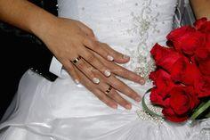 Tipos de metales para tus aros de matrimonio