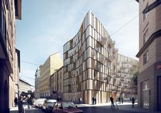 Housing In Vienna 3XN | IKEA Decoration