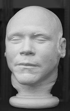 William Burke was one of Scotland's most notorious criminals. This is his death mask.