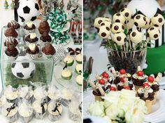 lembrancinha para festa futebol - Pesquisa Google