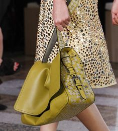On Its Spring 2018 Runway, Bottega Veneta's Bags Were Uncommonly Creative