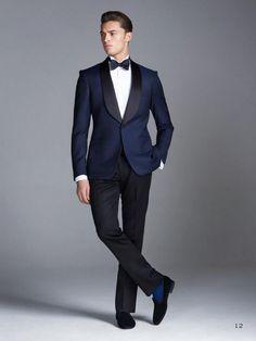 Formal Men business Suits men wedding Suits slim fit fashion men suits with pants men groom tuxedos jacket+pants+tie