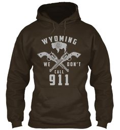 Limited Edition RUN - PROUD WYOMING