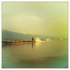 Wunderbarer Inle See in #Burma #Myanmar www.reiseinspiration.ch - Ideen die beflügeln!