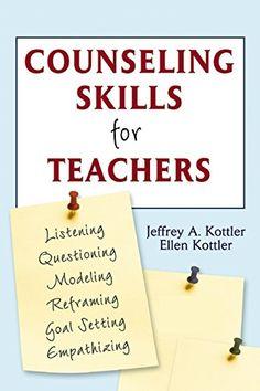 Counseling Skills for Teachers by Jeffrey A. Kottler http://www.amazon.com/dp/163220553X/ref=cm_sw_r_pi_dp_Kv2Swb075FA38