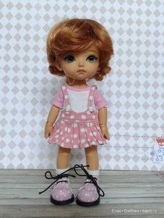 Рыжее настроение / BJD - шарнирные куклы БЖД / Бэйбики. Куклы фото. Одежда для кукол