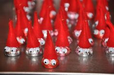 Valentine Gnomes - Re-pinned by @PediaStaff – Please Visit http://ht.ly/63sNt for all our pediatric therapy pins