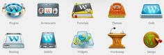 Free Wordpress Icons