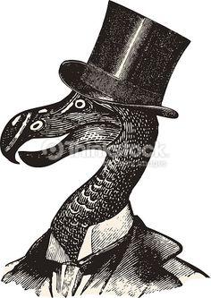 Vector Art : Monsieur Dodo