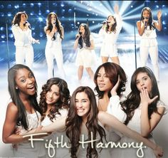 Fifth Harmony x factor in the back