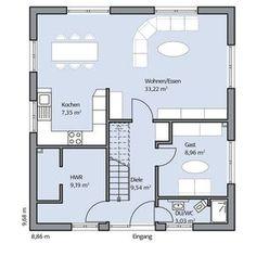 Haus Imhoff – Erdgeschoss