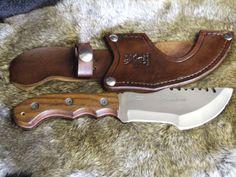 Custom Tom Brown Tracker | The Tracker Knife