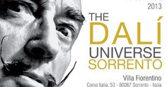 THE DALI UNIVERSE - Sorrento, Italy Don't miss it!