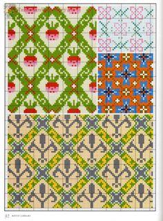 Gallery.ru / Фото #7 - *Barbara Hammet - Elizabethan Cross Stitch* - Tatiananik