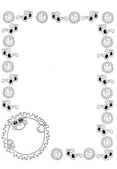 spring clip art, on dj inkers newsletter templates