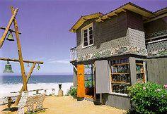 Casa de Neruda (Isla Negra)