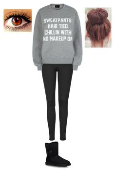 """""""Untitled #835"""" by bsalvinski6364 on Polyvore featuring beauty, Topshop, Private Party, UGG Australia and Typhoon"""