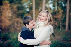 Tips for photographing families and couples by Elizabeth Halford. ABC game, sumo, etc