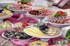 Шведский стол - что это такое и какое меню шведского стола