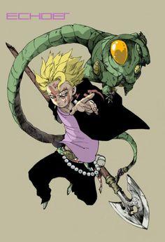 JoJo no Kimyou na Bouken (Jojo's Bizarre Adventure) - Araki Hirohiko Manga Anime, Fanarts Anime, Manga Art, Anime Guys, Anime Characters, Anime Art, Jojo's Bizarre Adventure, Character Concept, Character Art