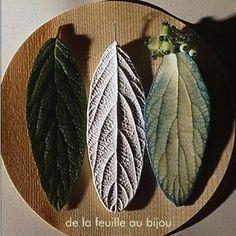 ilemas   Bijoux-feuilles