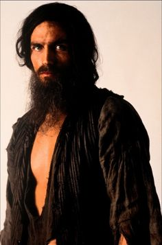 Edmond Dantes (James Caviezel) in The Count of Monte Cristo from the French novel of the same name by Alexandre Dumas.