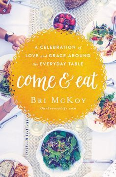 Book Reviews by Tima: Come & Eat