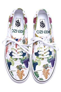 Kenzo Vans - All kenzos are so fcking cool..