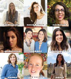 mulheres maravilhosas (e conscientes) pra se inspirar | Um ano sem lixo