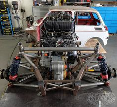 Honda with a Mid-Engine Inline-Four – Engine Swap Depot Six Speed, Engine Swap, Inline, Honda Civic, Cars And Motorcycles, Engineering, Cool Stuff, Mini, Classic